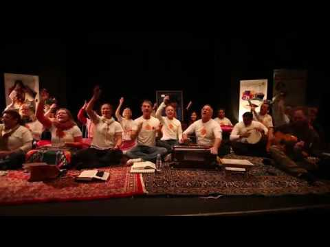 United Nations World Yoga Day Australia Music of Joy Sahaja Yoga