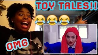 TOY TALES | LeLe Pons, Juanpa Zurita & Liza Koshy (Reaction)