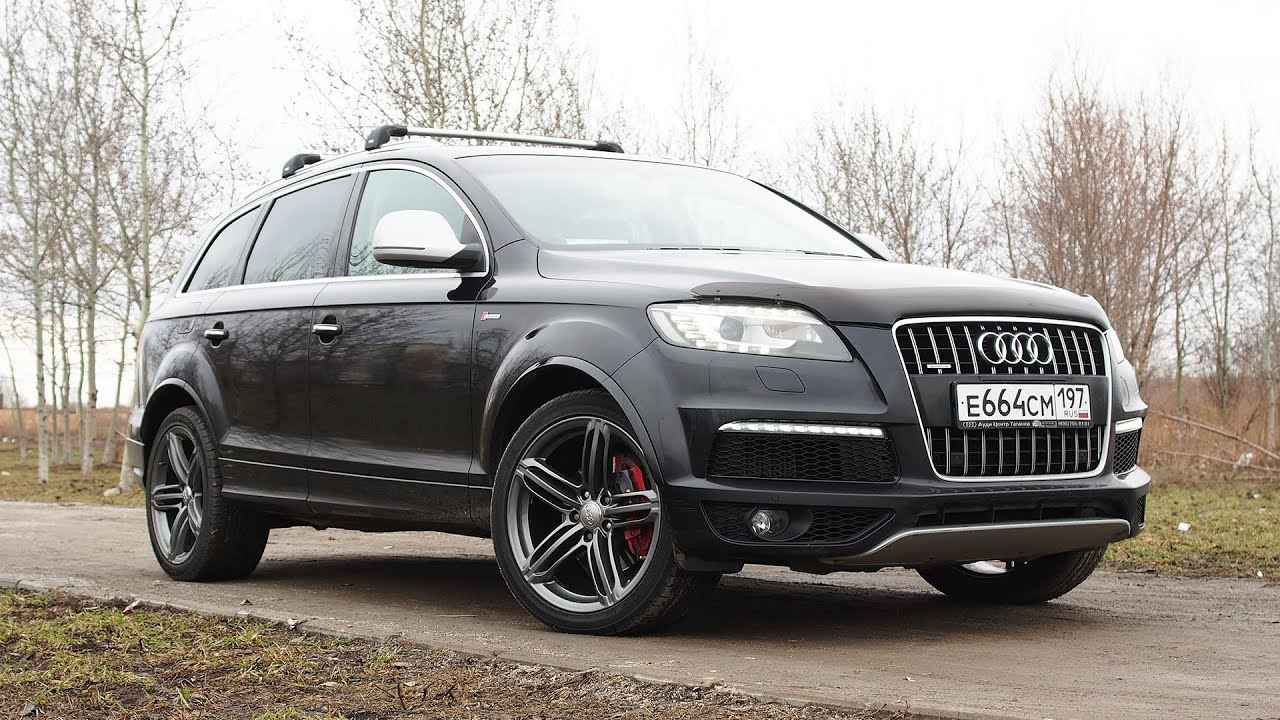 audi q7 3 0tdi abt exhaust youtube. Black Bedroom Furniture Sets. Home Design Ideas