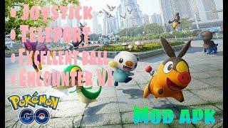 Pokemon go mod apk v1.10.5
