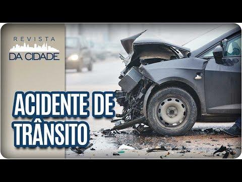 Acidentes De Trânsito: De Quem é A Culpa? - Revista Da Cidade (01/02/18)