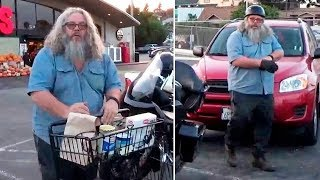 Things Get Awkward In A Hurry With Sons Of Anarchy Star Mark Boone Junior