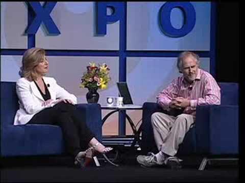 Web 2.0 Expo NY: Arianna Huffington (Huffington Post) and Tim O