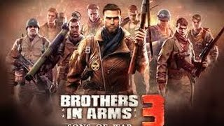 how to download Brothers in Arms 3 for pc