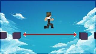 Minecraft: ESSE PARKOUR É IMPOSSÍVEL???!!!