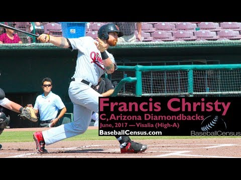 Francis Christy, C, Arizona Diamondbacks