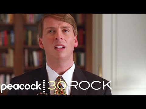 Seeing The World Through Kenneth and Tracy's Eyes - 30 Rock