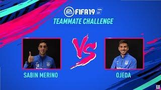 Teammate Challenge: Sabin Merino vs Dani Ojeda