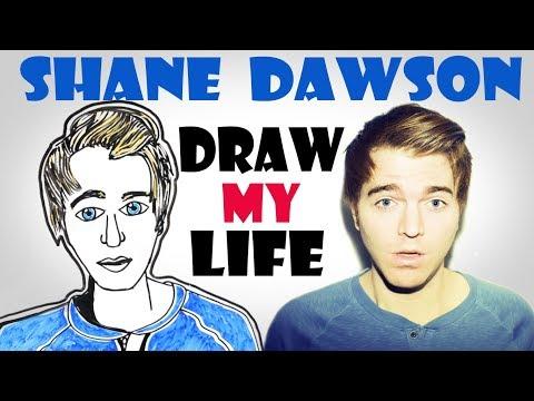 Draw My Life :  Shane Dawson thumbnail