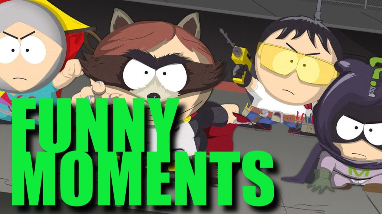 FUNNY MOMENTS – SOUTH PARK: THE FRACTURED BUT WHOLE