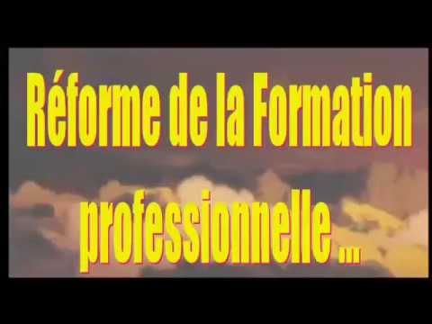 Formation professionelle : Entre fumisterie et libéralisme !