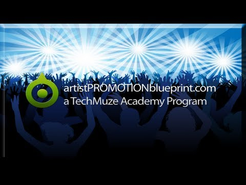 Music Marketing With The Artist Promotion Blueprint