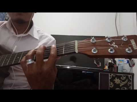 Afgan Sadis (kunci Gitar)