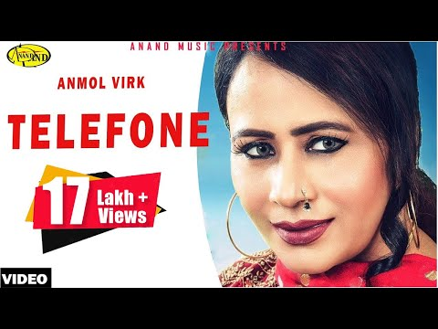 Anmol Virk || Telefone  ||  New Punjabi Song 2017|| Anand Music