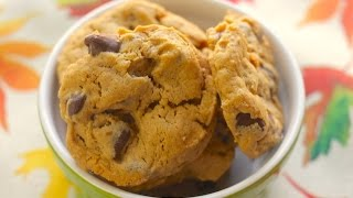Flourless Peanut Butter Cookies | Simply Bakings