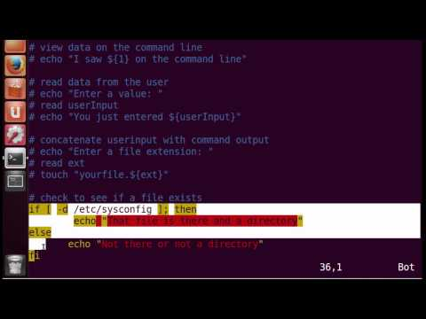 Bash Scripting Basics Part 2