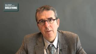 Ask an ERS expert: Professor Jean-Louis Pepin on sleep disordered breathing (French)