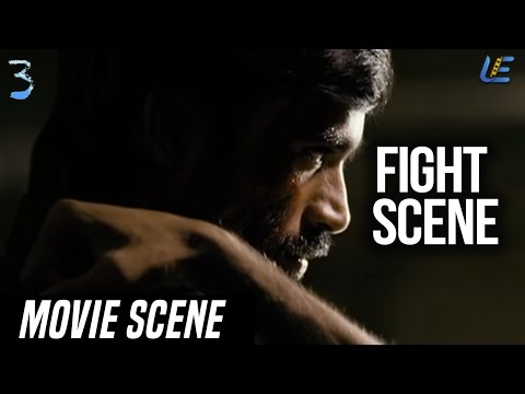 3 - Dhanush Fight scene | Dhanush | Shruthi Hassan | Sivakarthikeyan | Anirudh