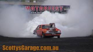 Repeat youtube video FROM HELL Commodore Burnout Fail