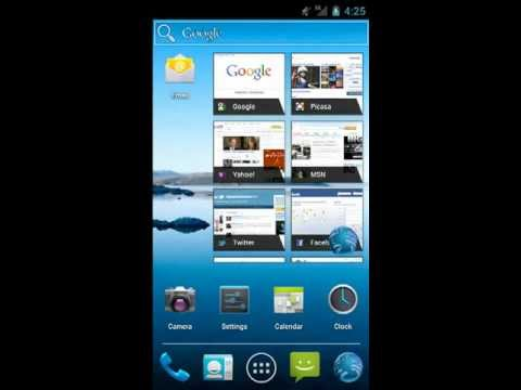 Features of Android 4 0 Ice Cream Sandwich