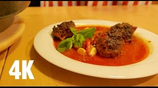 Drunken Meat Balls - Dutch Oven Bbq Rezept Video - Die Grillshow 138