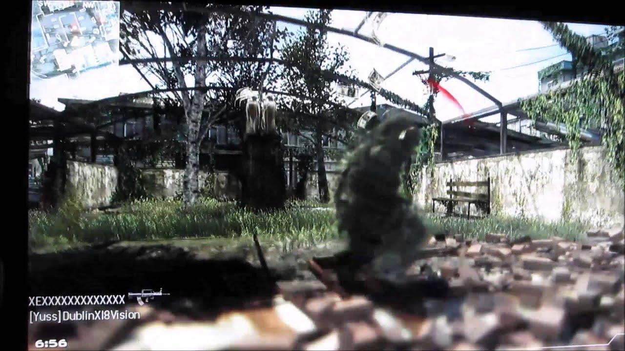 Sniper Gets Winning Kill : MW3