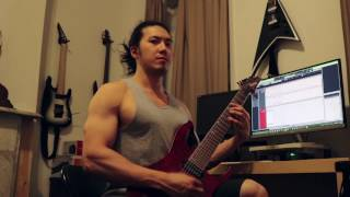 """Opeth - """"The Funeral Portrait"""" (Cover) - Ibanez Premium RG927QMF"""