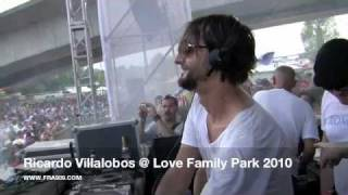 RICARDO VILLALOBOS @ LOVE FAMILY PARK 2010