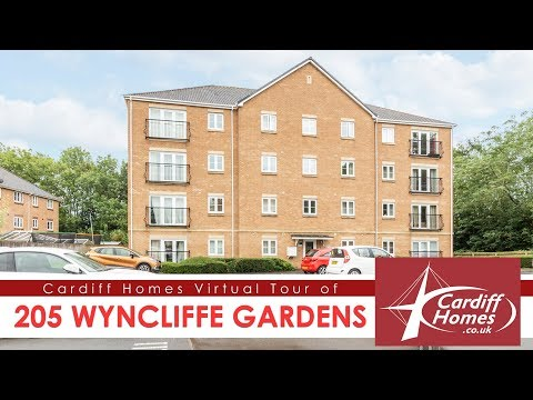 Cardiff Homes Virtual Tour Of 205 Wyncliffe Gardens