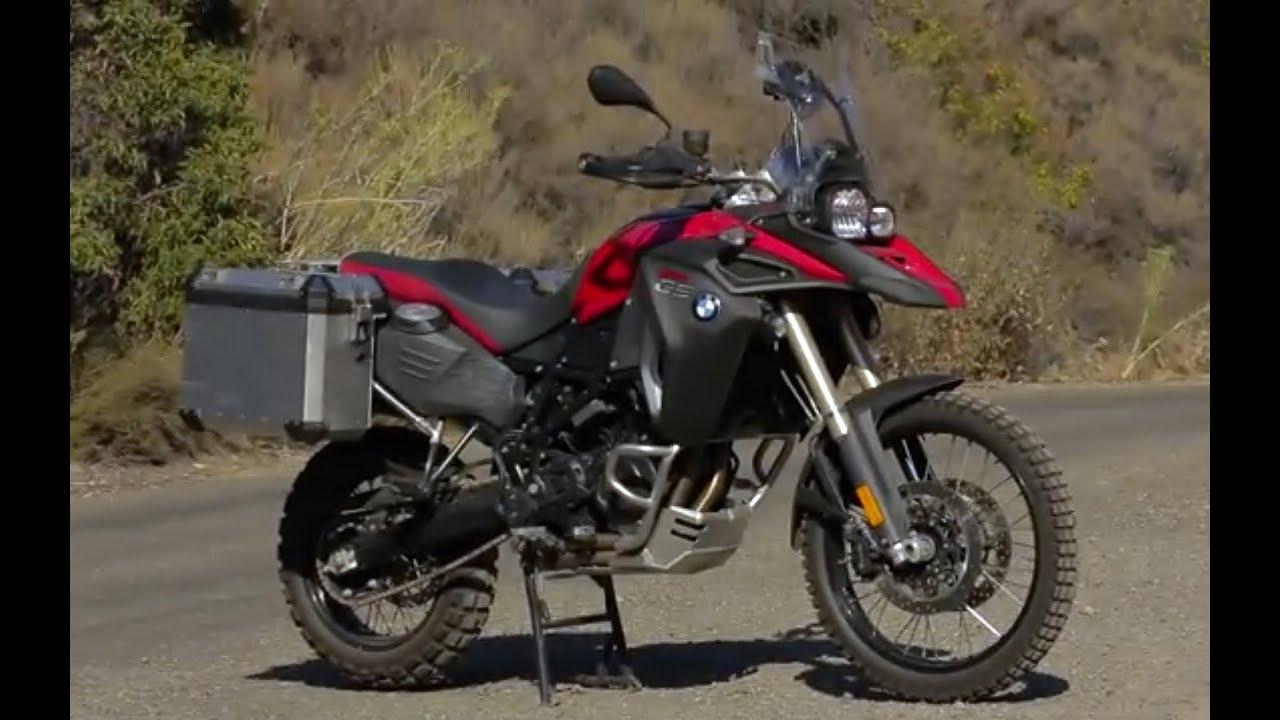 Мотоцикл БМВ ф800гс #3