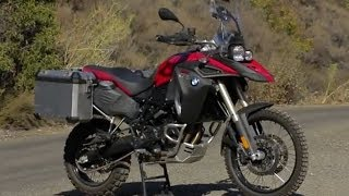 2014 BMW F800GS Adventure Off-Road Test! | On Two Wheels