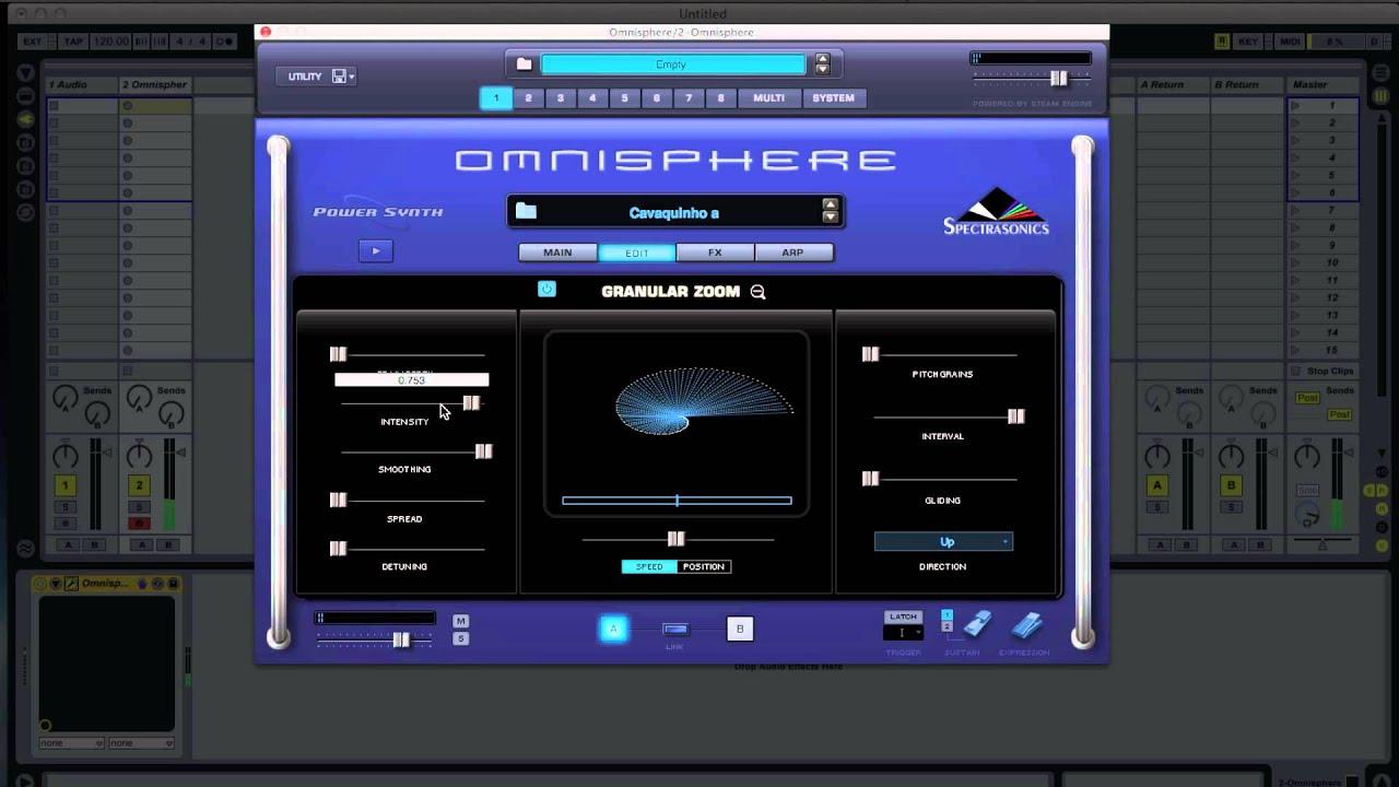 Spectrasonics omnisphere 1 5 6d buy now