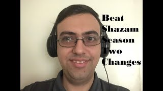 Justin Blvd. Vlogs:  Beat Shazam Season Two changes + A couple of updates