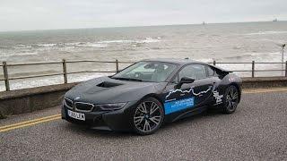 BMW i8 - Coast To Coast Challenge