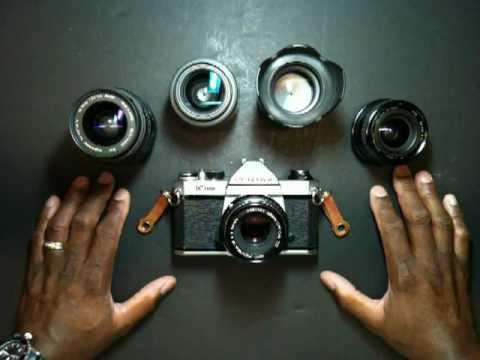 Taken With Pentax K1000