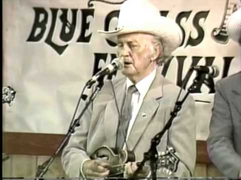 Bill Monroe - The Old, Old House