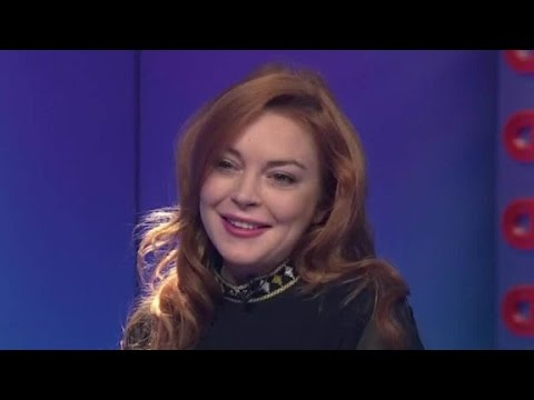 Lindsay Lohan on helping Syrian refugees
