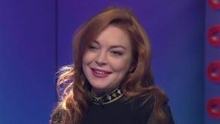 Lindsay Lohan on helping Syrian refugees