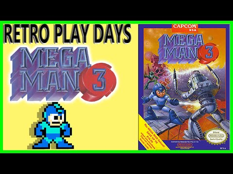 RETRO MEGA MAN 3 - AWESOME GAME