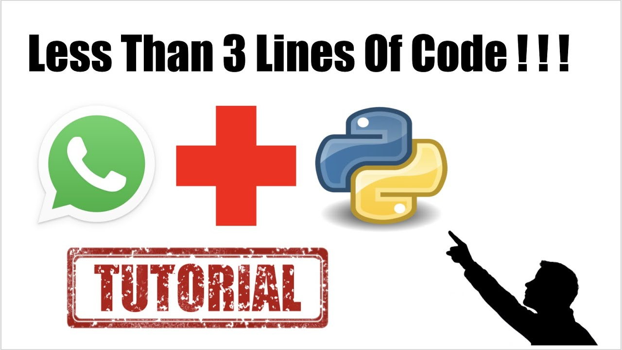 Send WhatsApp Message At Certain Time Using Python In Less Than 3 Lines Of Code