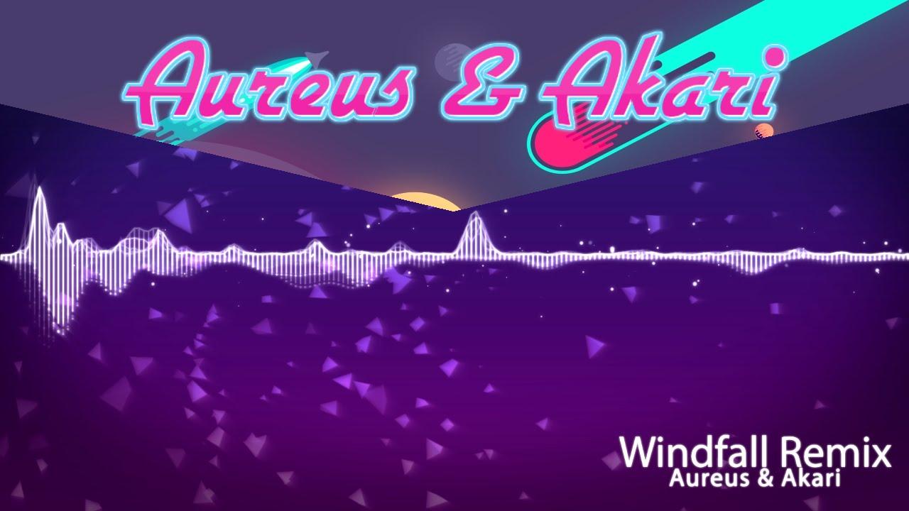 Thefatrat Windfall Remix Aureus Akari Youtube