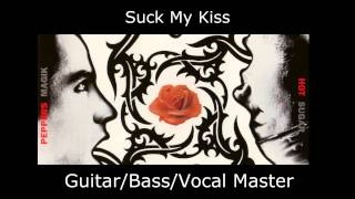 RHCP - Suck My Kiss (Guitar/Bass/Vocal Master Track)