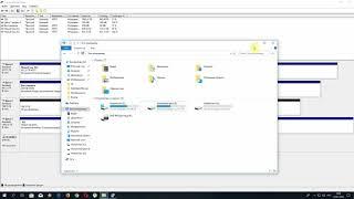 как создать, удалить и увеличить раздел жесткого диска  Как создать динамический диск