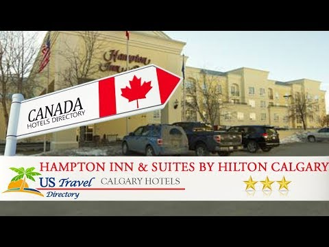 Hampton Inn & Suites By Hilton Calgary University NW - Calgary Hotels, Canada