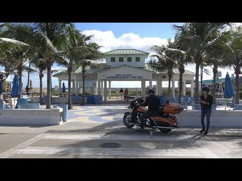 Lauderdale-by-the-Sea Florida 4K