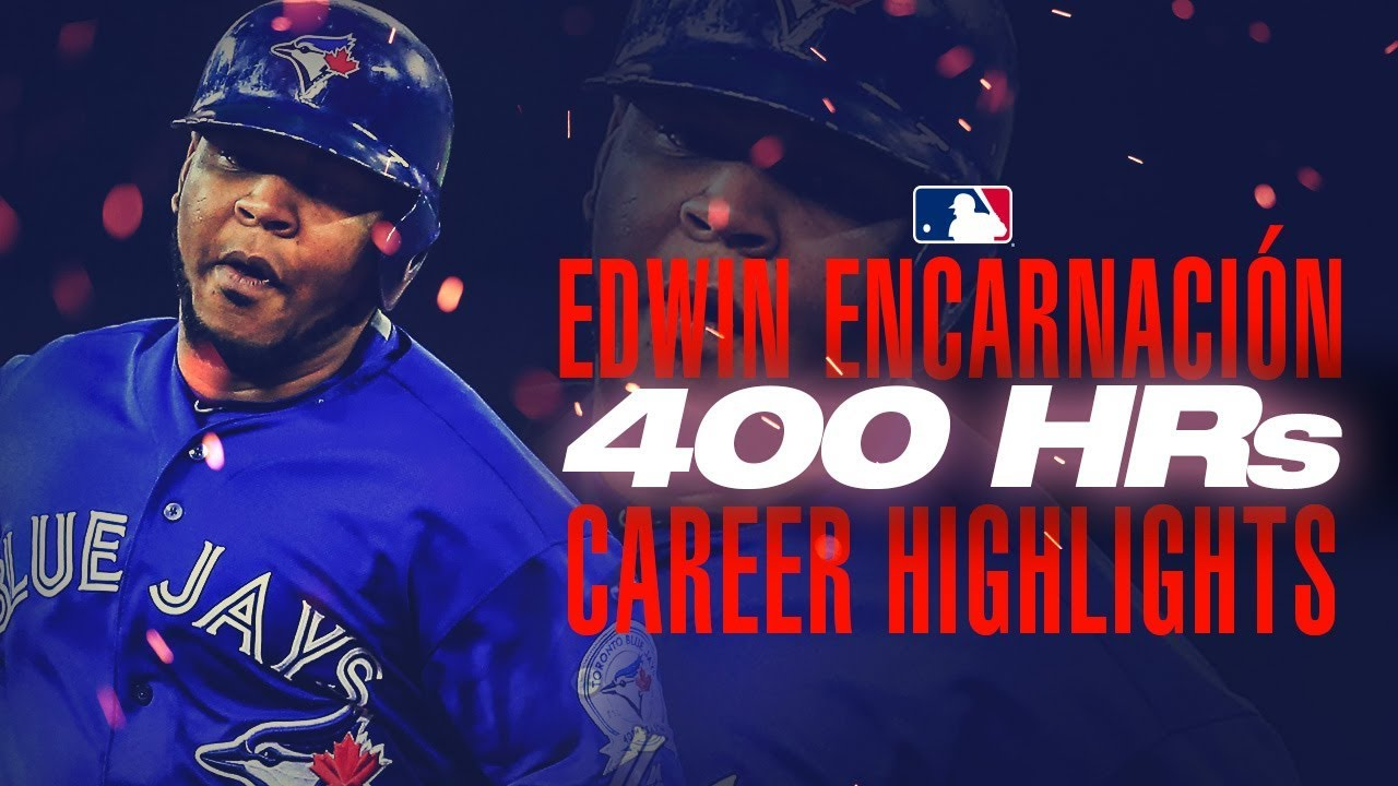 Encarnacion's top home runs of his career