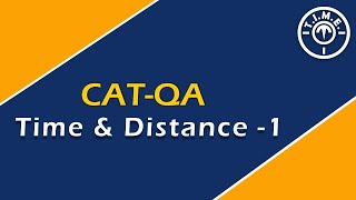 CAT-QA Time and Distance-1