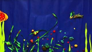 Пластилиновые рыбки (Мастер-класс по анимации)