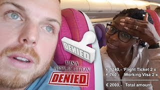 DID WE JUST LOSE € 2000 EUROS? OUR TRIP TO SYDNEY || Australia Travel Vlog 2017