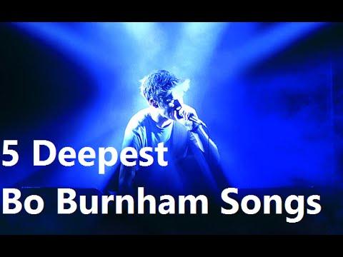 5 Deepest Bo Burnham Songs